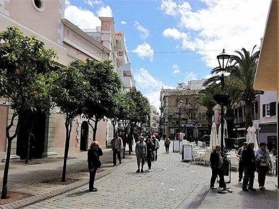 fully-pedestrianised